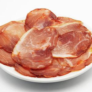 Lomo curado de cerdo Duroc