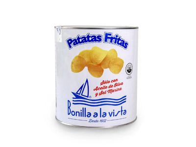 patates artesanes 250g