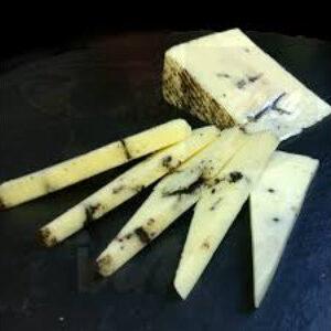 queso trufado